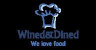Wined & Dined Logo transparent hi-def